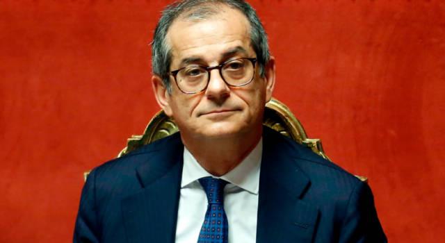 TAV, il ministro Tria in Francia: penso che alla fine si faccia