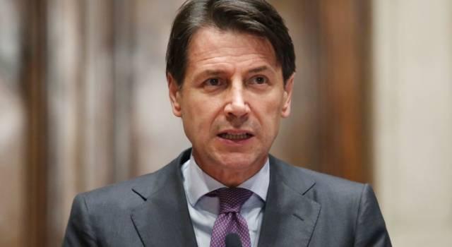 Banche, Conte assicura: Governo al lavoro, c'è unità di intenti