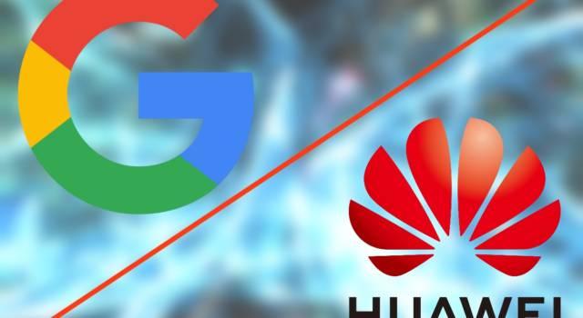 Huawei sfida il blocco di Trump