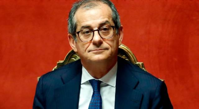 Tria: Nessun litigio con Salvini. Sì alla flat tax ma senza sforare il deficit
