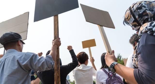 Sciopero dei metalmeccanici, l'accusa a Conte, Salvini e Di Maio: Il governo fa come Schettino
