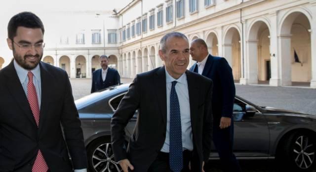 Mef, testa a testa tra Gualtieri e Cottarelli
