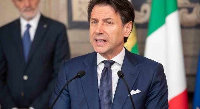 """Conte, """"Per l'Italia l'obiettivo è zero emissioni dannose per il clima"""""""