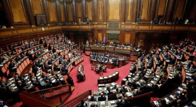 Il Senato approva la Nota di aggiornamento del Def ma la maggioranza è ancora divisa