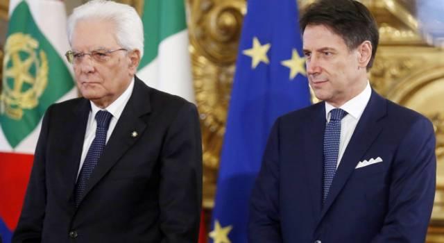 Sergio Mattarella firma il dl fiscale