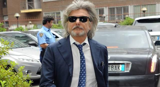 Sampdoria sempre più in vendita, i creditori assediano Ferrero