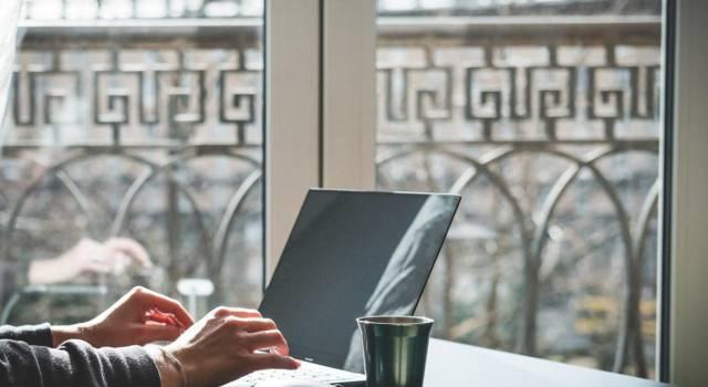 Telelavoro: come creare un ufficio a casa