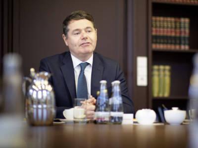 Paschal Donohoe, ecco chi è il nuovo Presidente dell'Eurogruppo